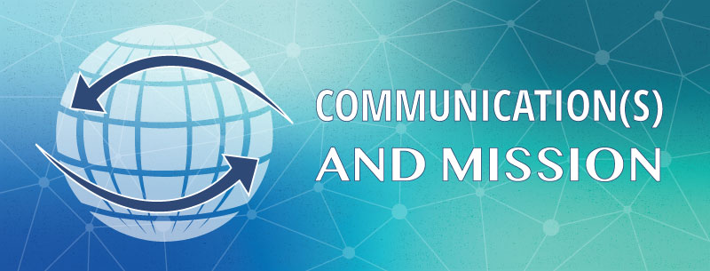 National Conference Logo - Communication(s) and Mission